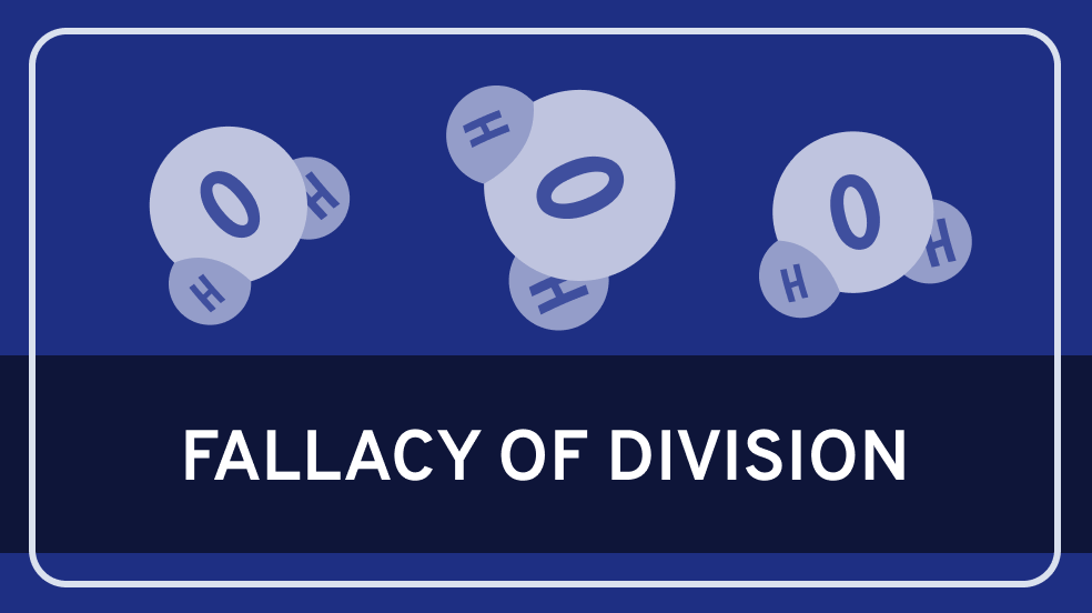 Fallacy of Division