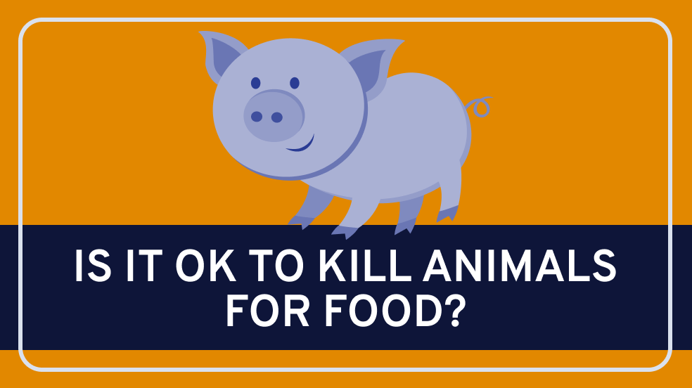 Killing Animals for Food