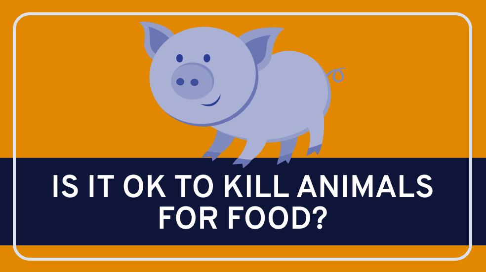 Killing Animals for Food