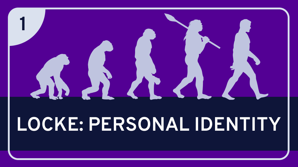Locke on Personal Identity Part 1