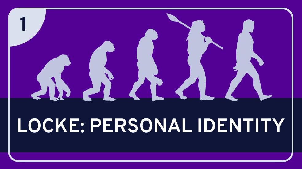 Locke on Personal Identity Part 1