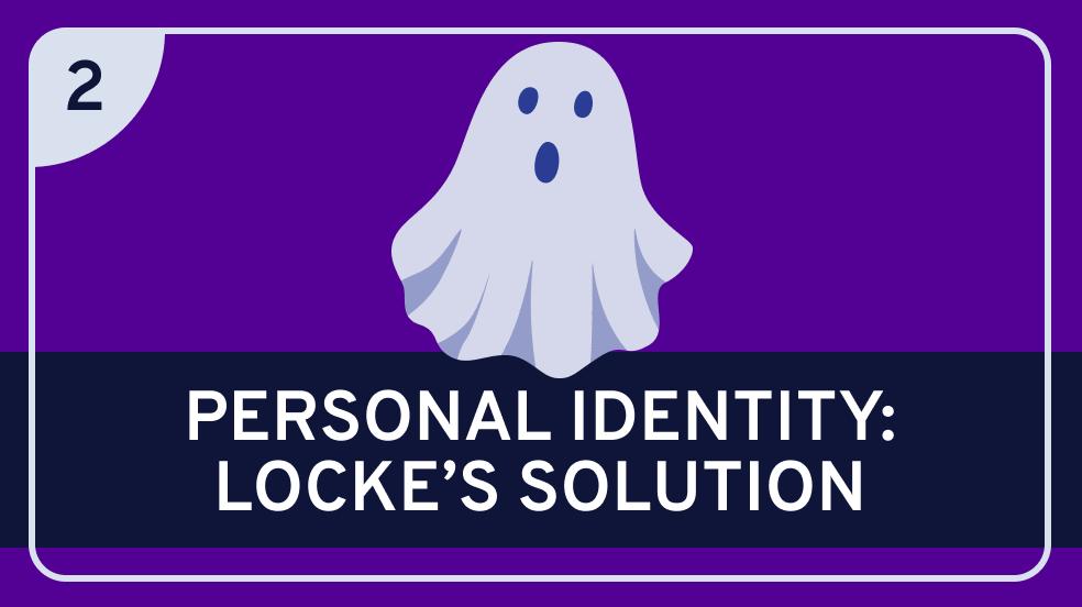 Locke on Personal Identity Part 2