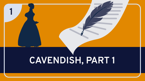 Cavendish, Part 1