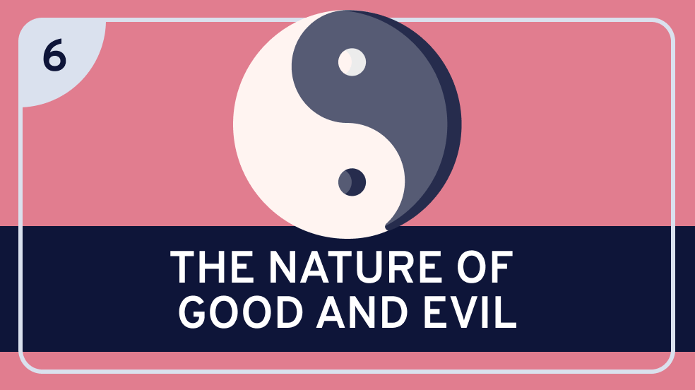 Classical Theism 6 (Evil and Goodness in the World)