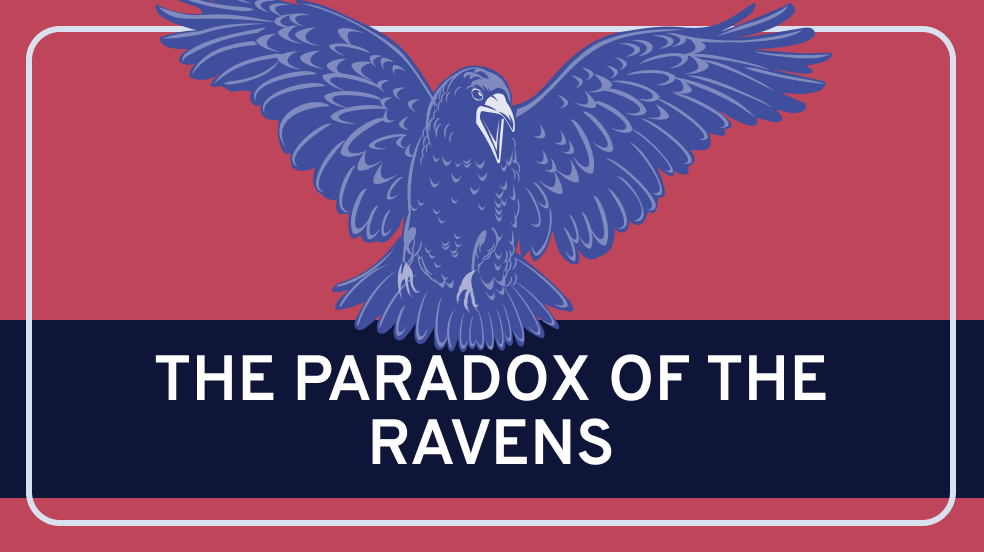 The Paradox of the Ravens