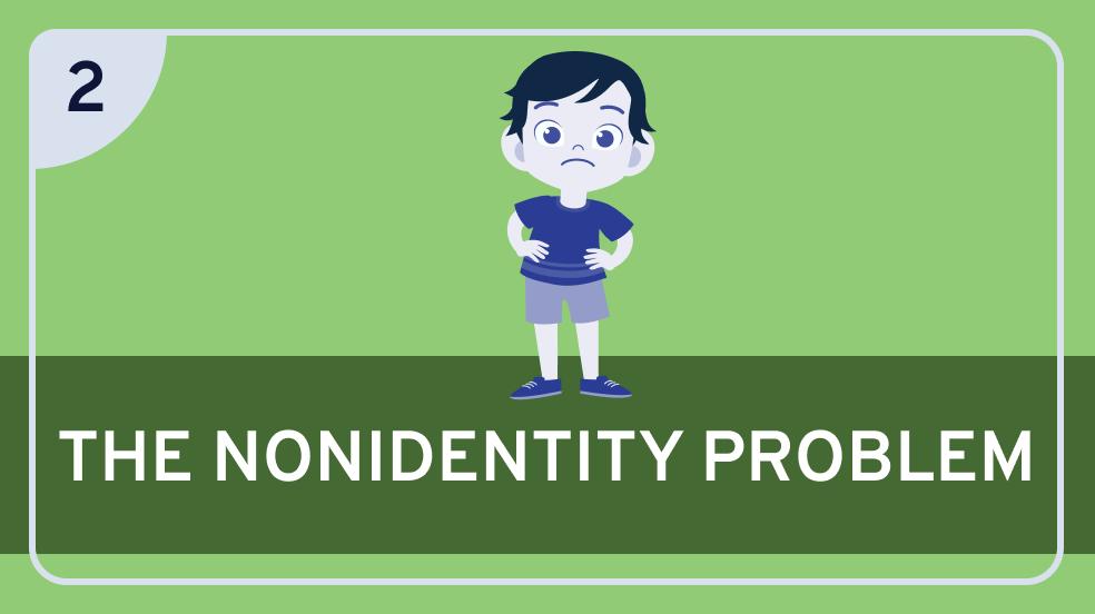 The Nonidentity Problem, Part 2