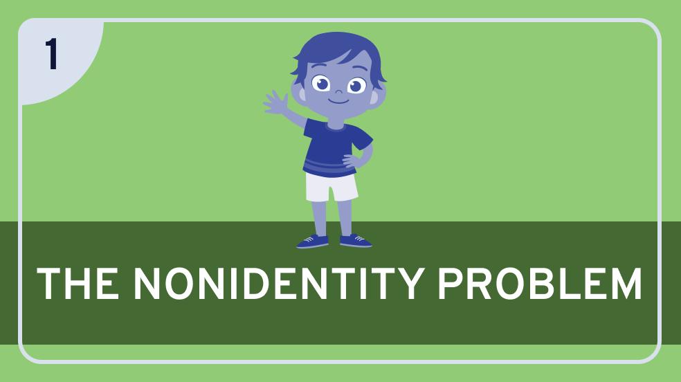 The Nonidentity Problem, Part 1