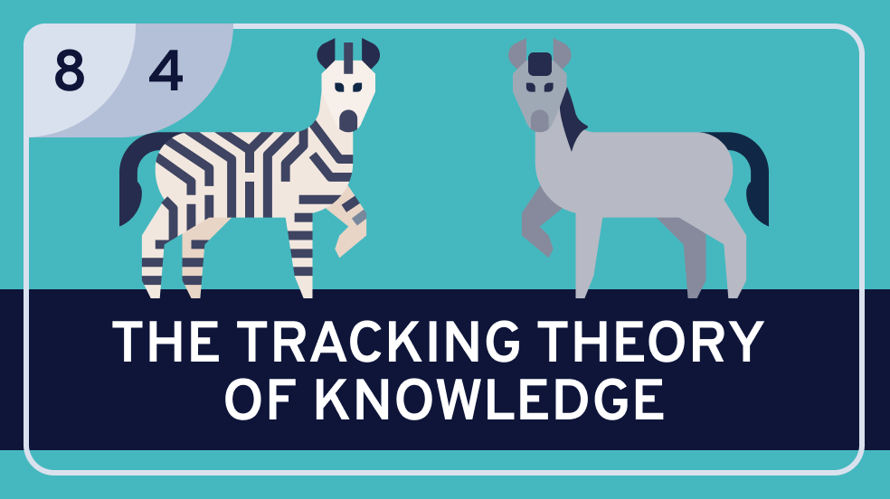 Epistemology: 9. | Analyzing Knowledge: 4. Tracking Theories