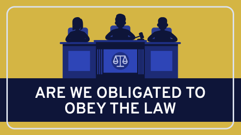 Obligation to Obey the Law