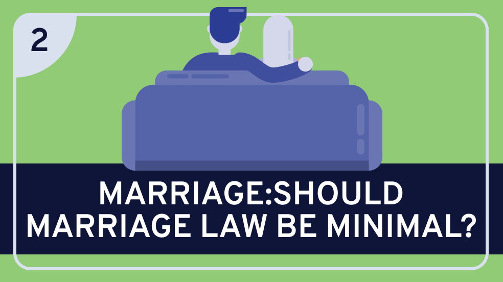 Government and Marriage (Minimal Marriage)