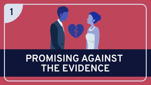 Promising Against the Evidence #1