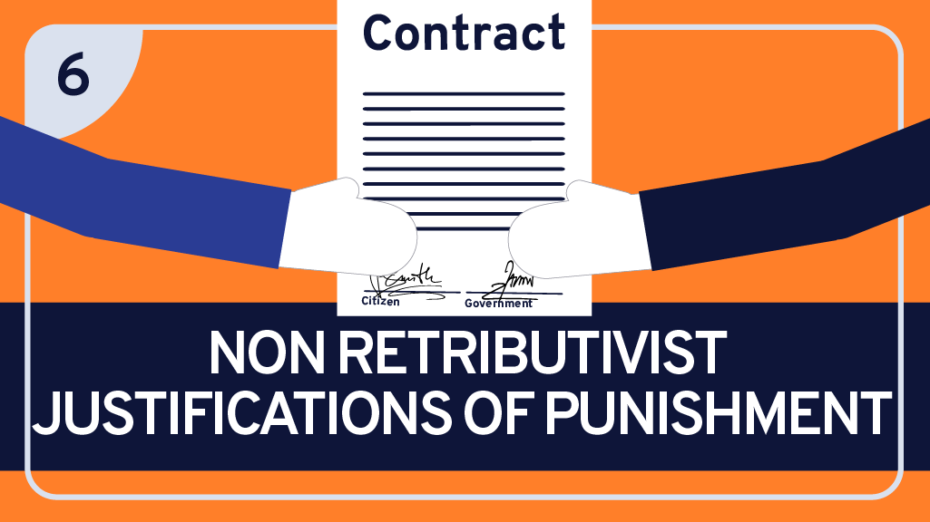 Non Retributivist Justifications of Punishment