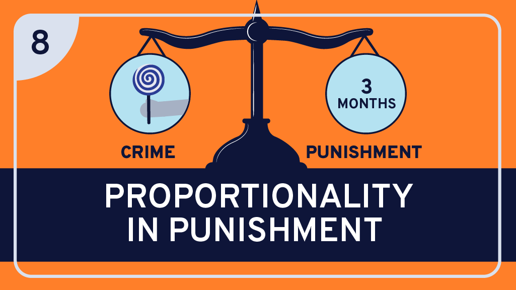 Proportionality in Punishment