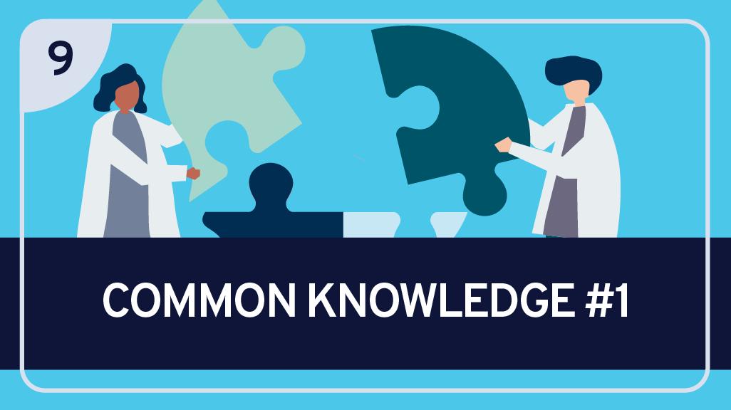 Common Knowledge #1