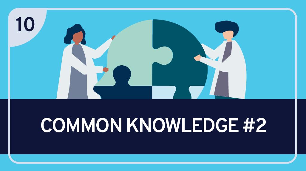 Common Knowledge #2