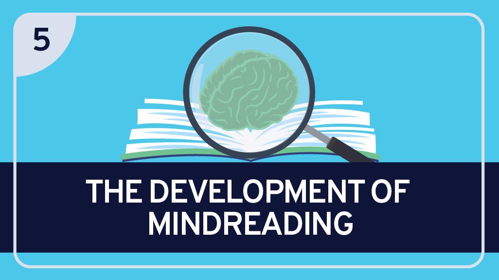 The Development of Mindreading